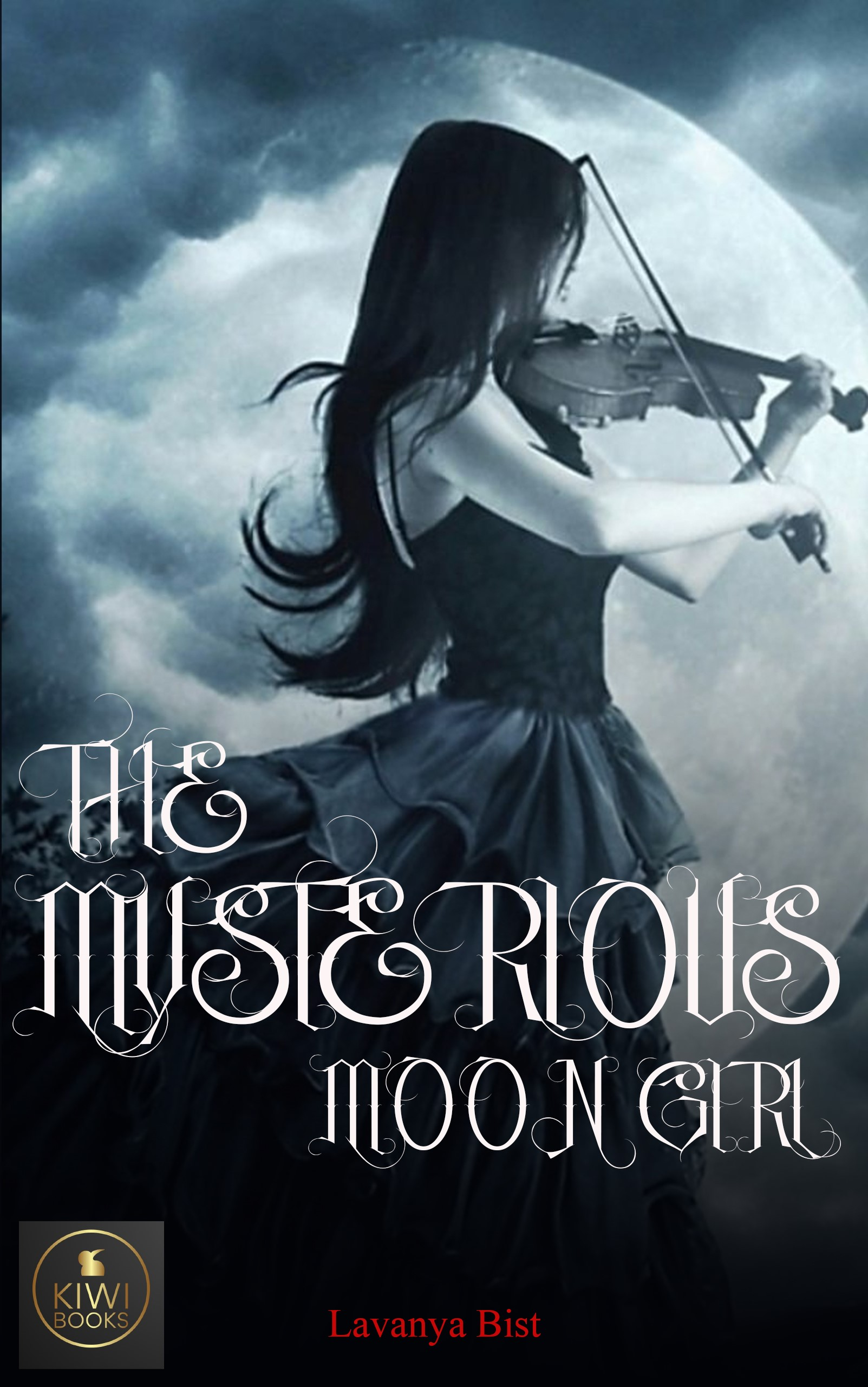 Book The Mysterious Moon Girl X